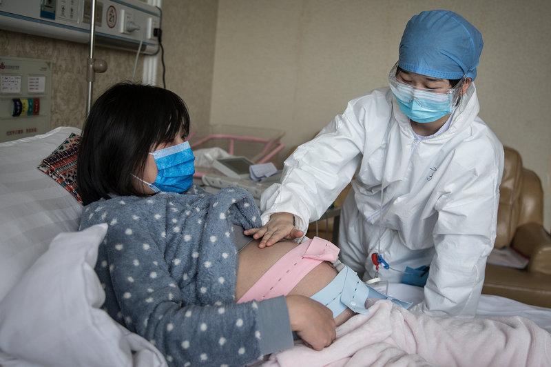 Беременность и коронавирус: что надо знать