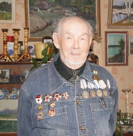 Виктор Балабанов: свой первый бой я принял под Сталинградом