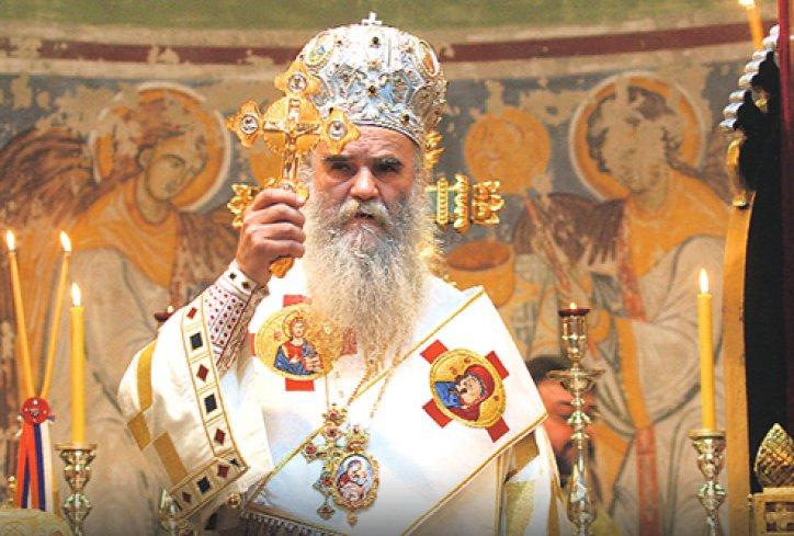 Митрополит Амфилохий (Радович) высказался по поводу легализации однополых браков в Черногории