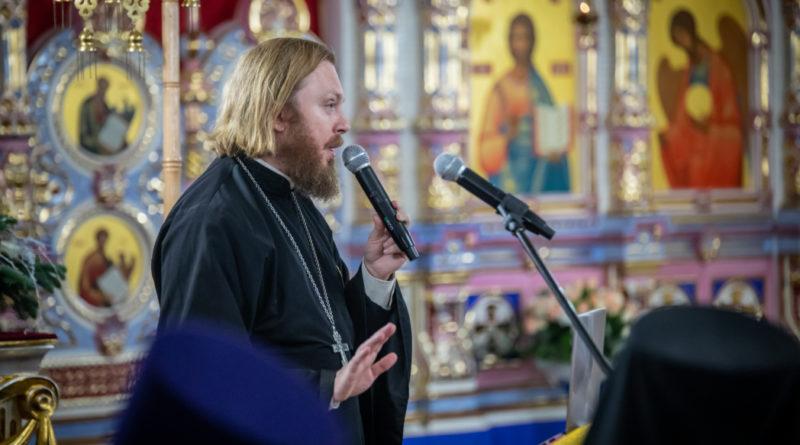 Священник Фёдор Лукьянов: ЭКО - бизнес, далекий от заботы о здоровье человека