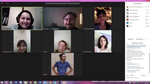 О помощи женщинам в кризисной ситуации говорили на онлайн-семинаре по социальному служению