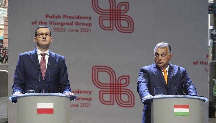 Польша и Венгрия заблокировали бюджет ЕС из-за политики продвижения ЛГБТ