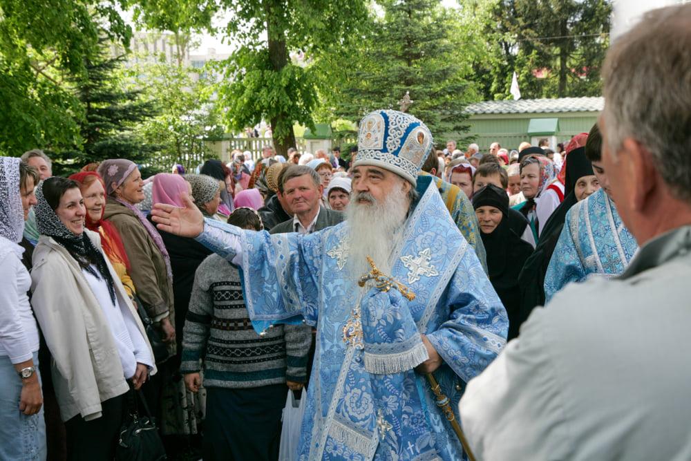 Митрополит Филарет (Вахромеев): Жизнь-священный дар