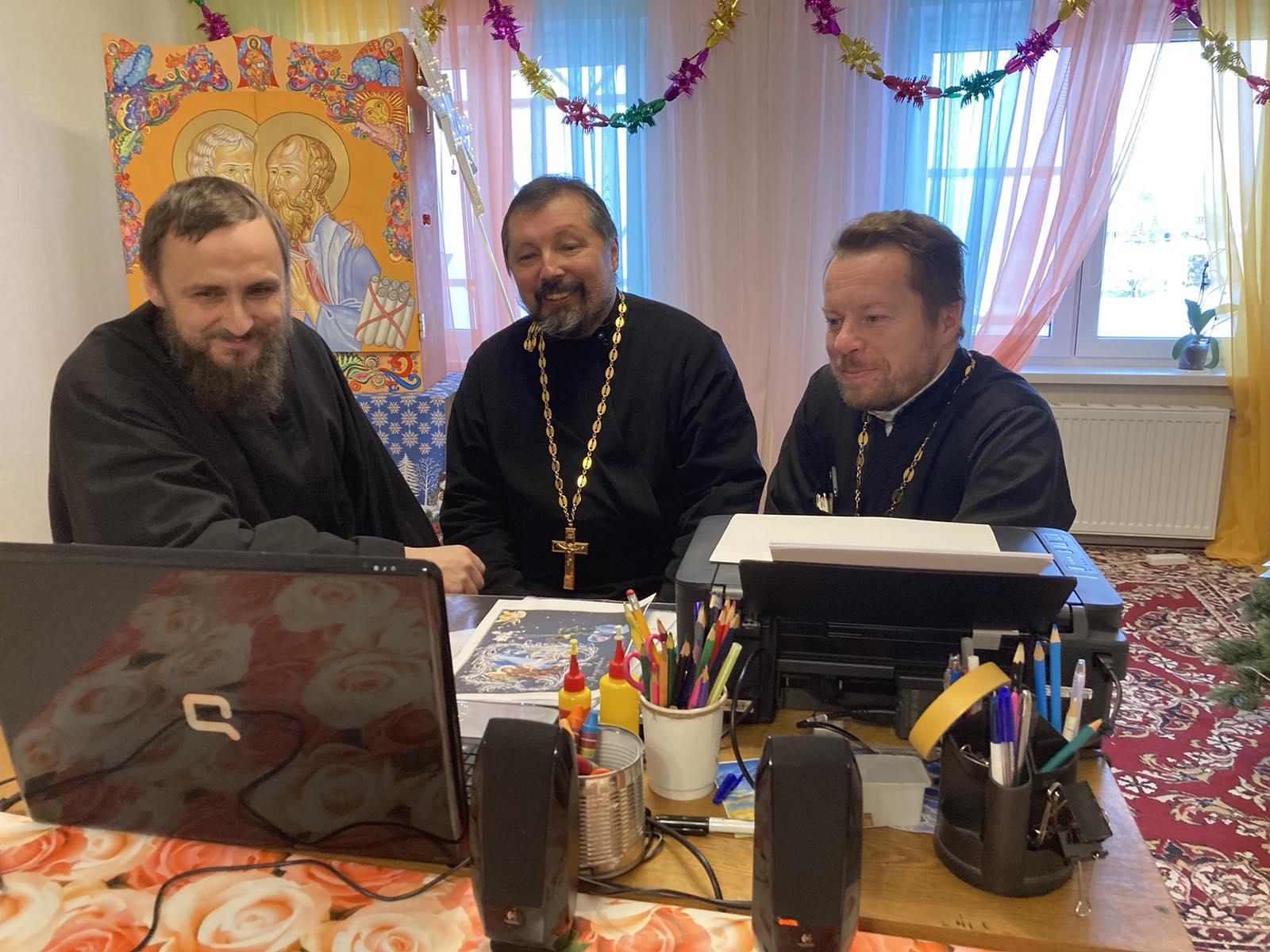 Состоялся пастырский онлайн-семинар «Предвенчальная катехизация в церковно-пастырском служении»
