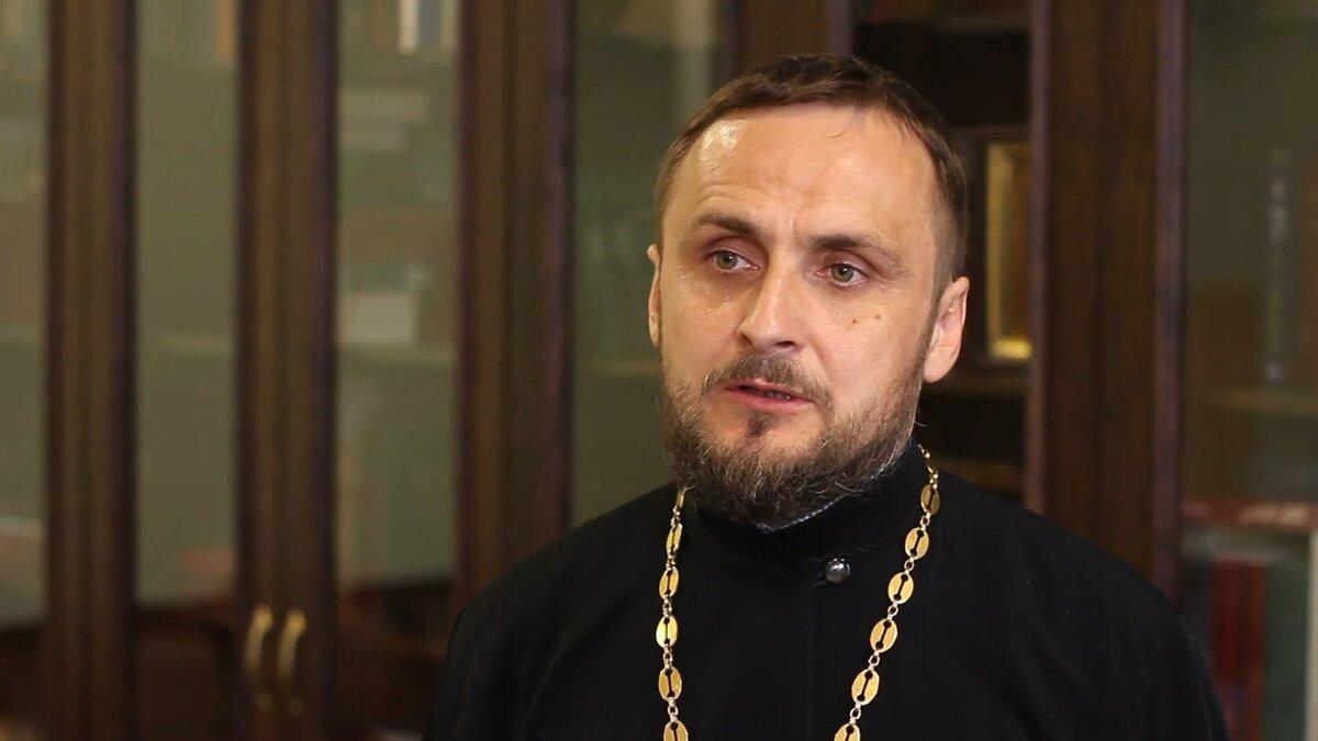 Доклад протоиерея Павла Сердюка на заседании Синода Белорусской Православной Церкви