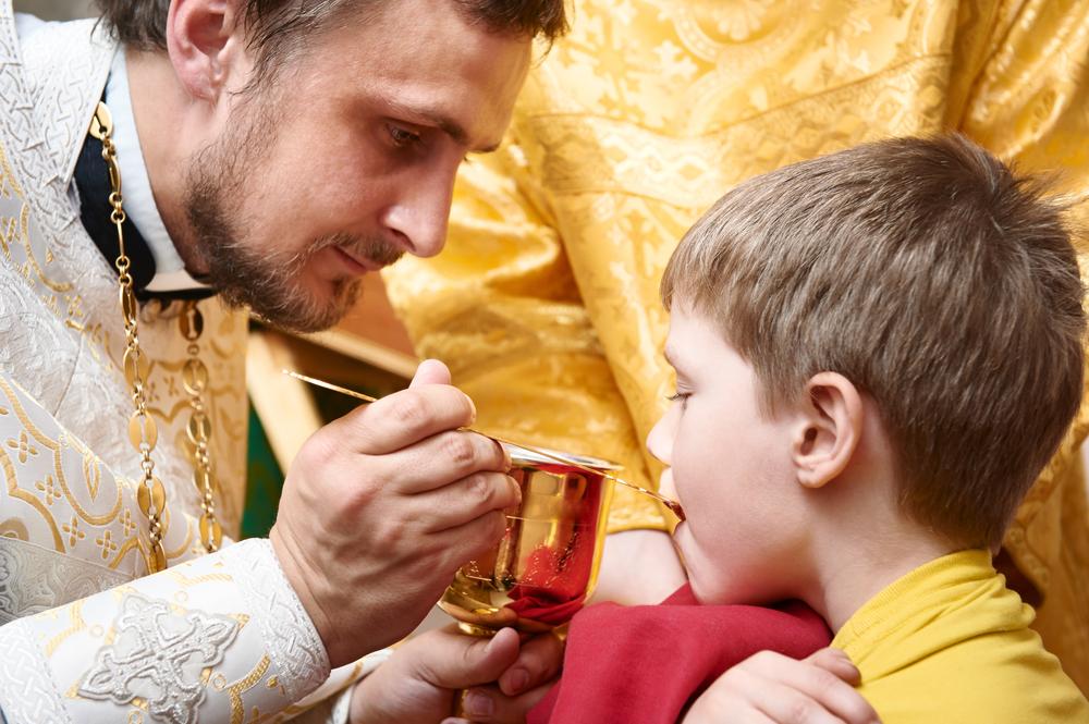 Христианское образование и воспитание детей в контексте литургической катехизации